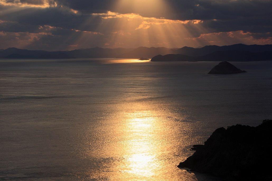 神秘的な島・・・五島列島