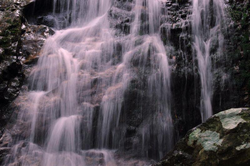 五島列島の滝